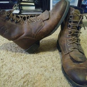 5cfa1931f5a Ariat Heritage Lacer boot